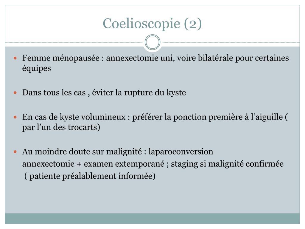 Coelioscopie (2)