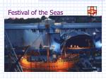 festival of the seas