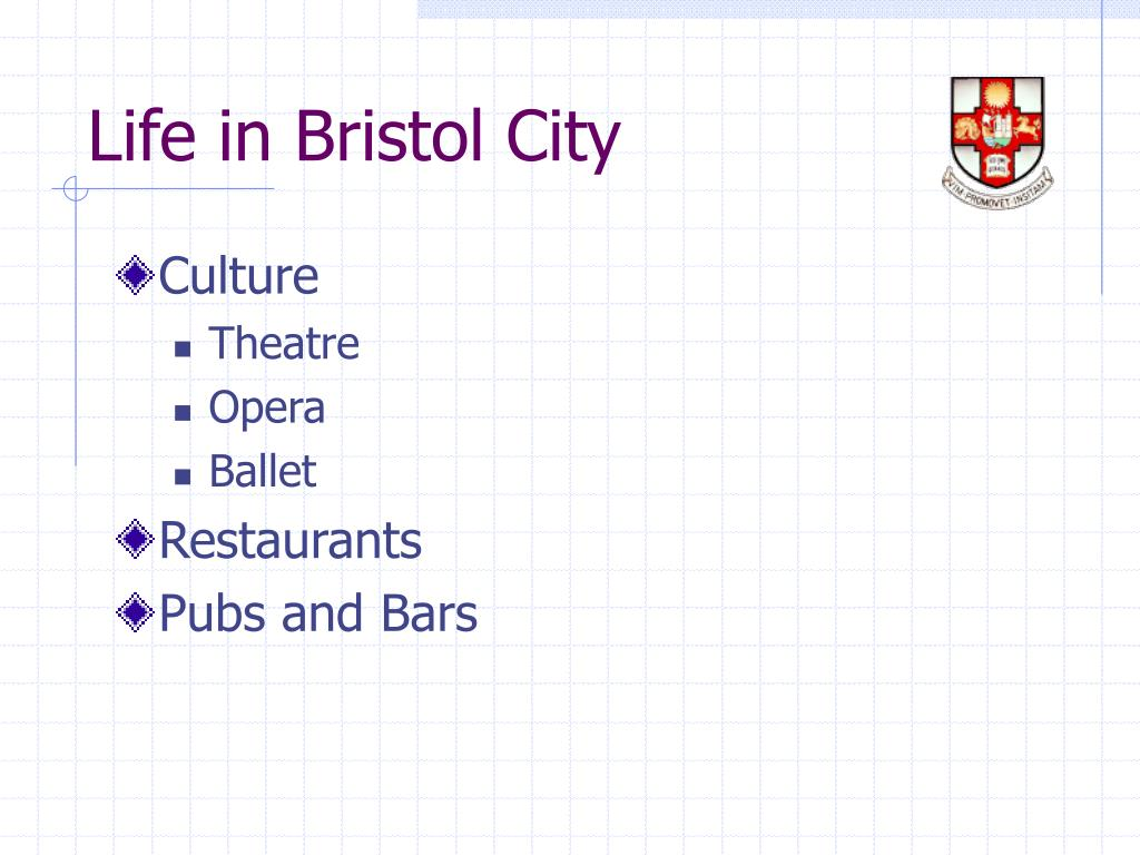 Life in Bristol City