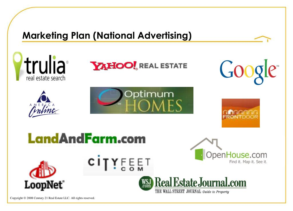 Marketing Plan (National Advertising)