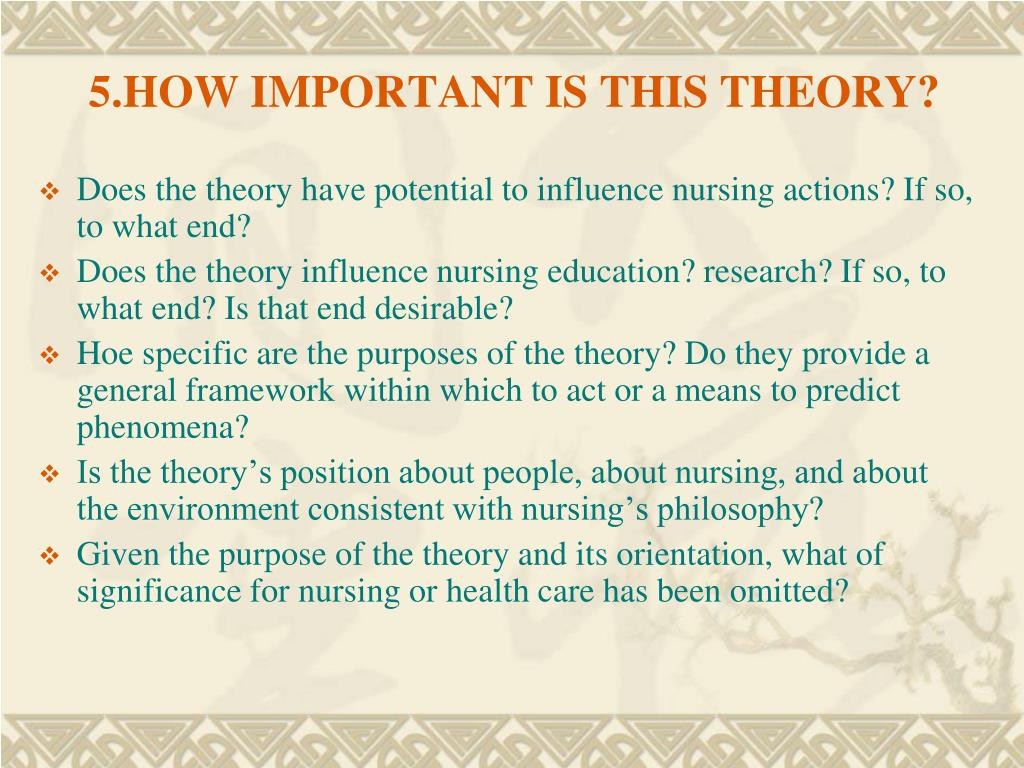 the importance of theory and research What is psychology psychology is the study of people's behavior, performance, and mental operations it also refers to the application of the knowledge, which can be used to understand events, treat mental health issues, and improve education, employment, and relationships.