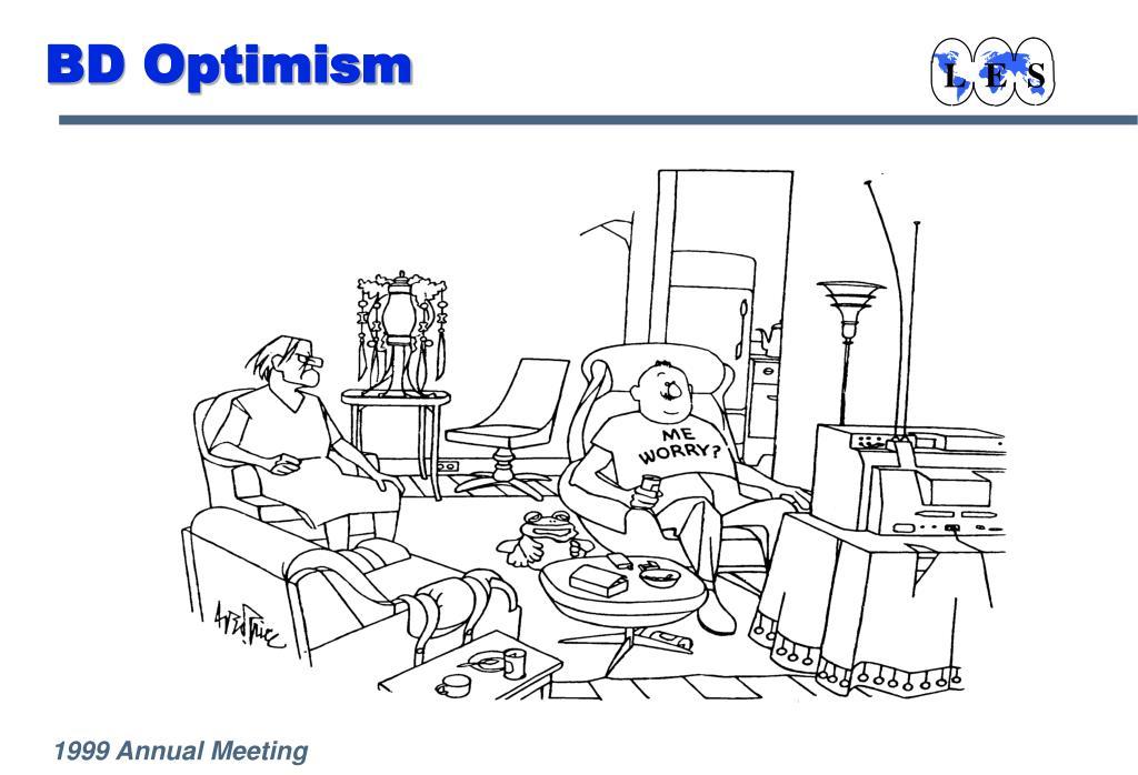 BD Optimism