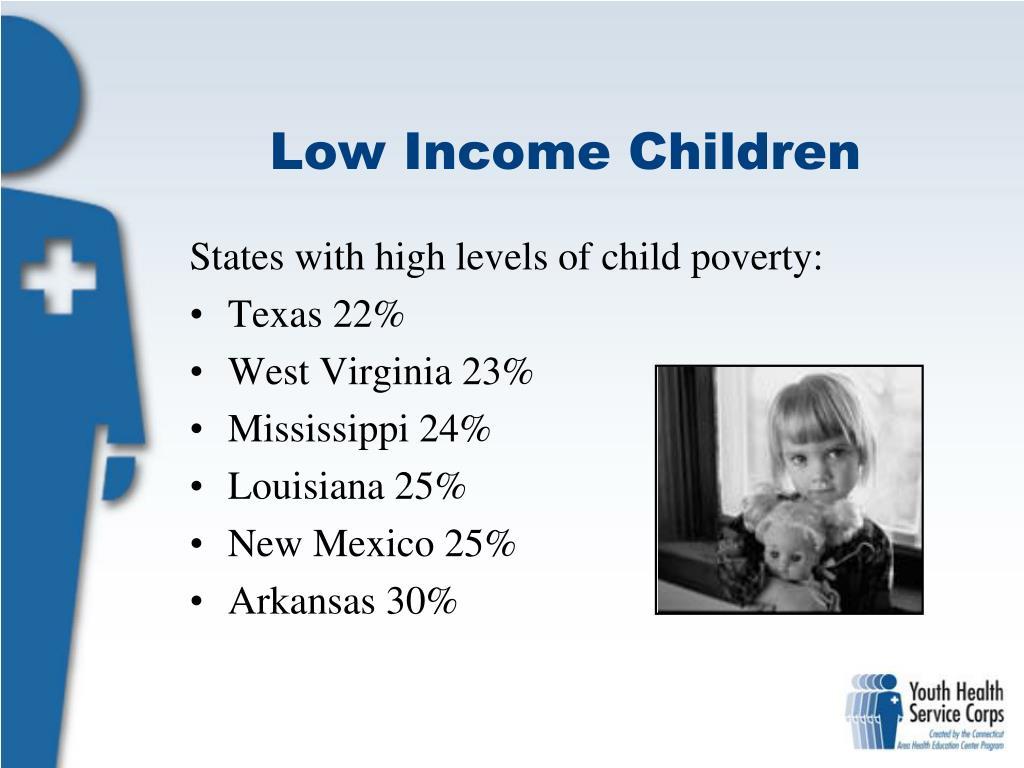 Low Income Children
