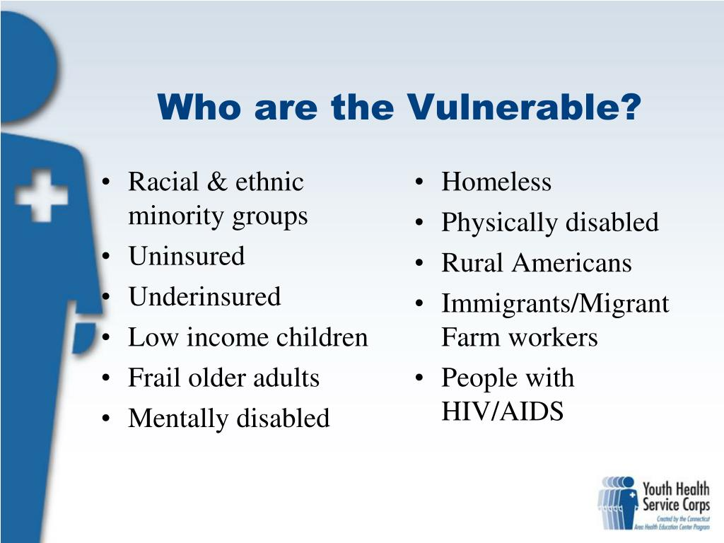 Racial & ethnic minority groups
