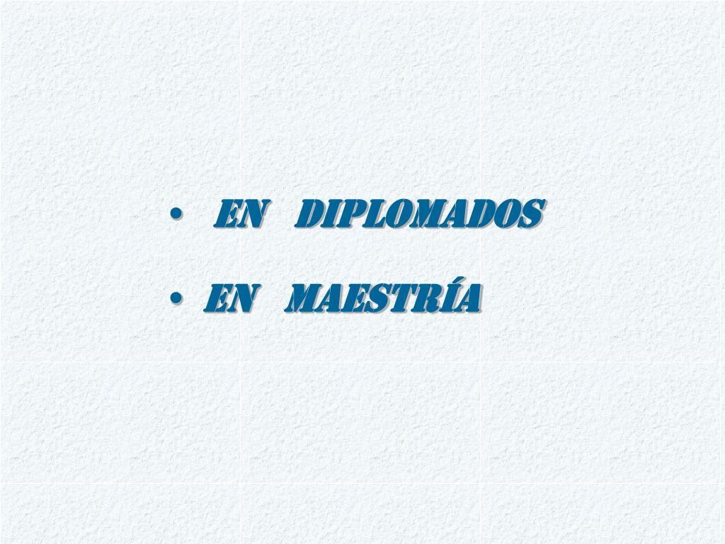 En   Diplomados