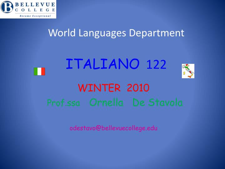 World languages department italiano 122 l.jpg