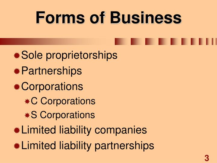 Forms of business l.jpg