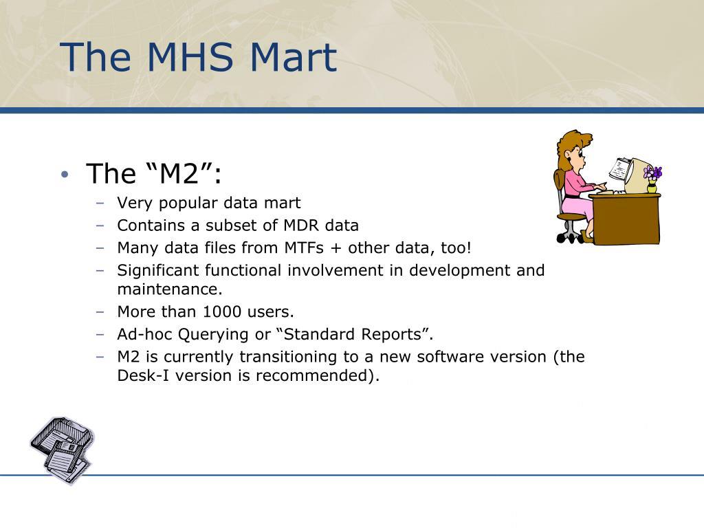 The MHS Mart