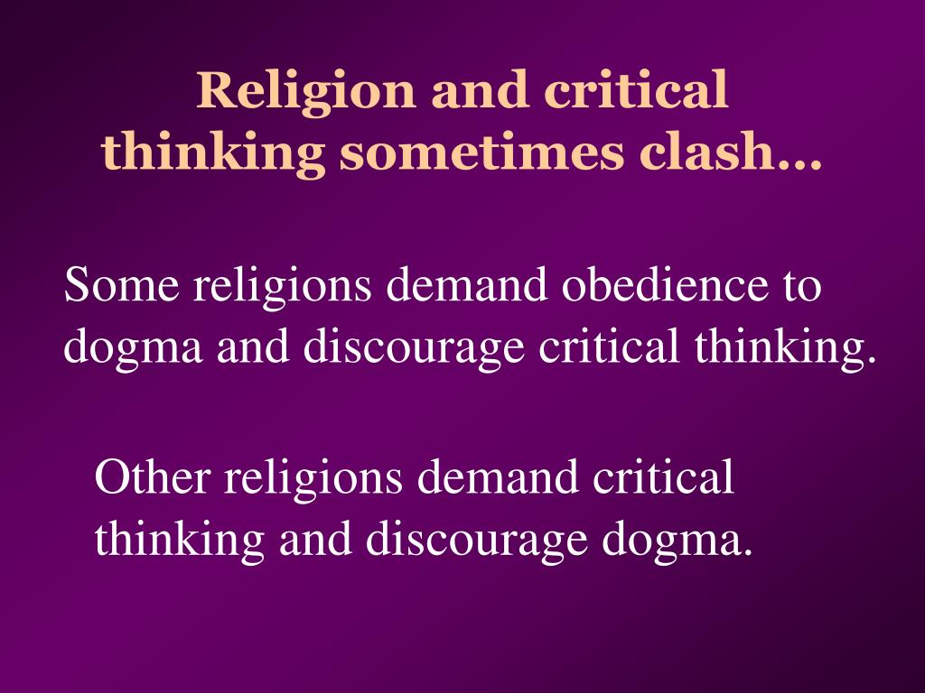 what is the consensus definition of critical thinking