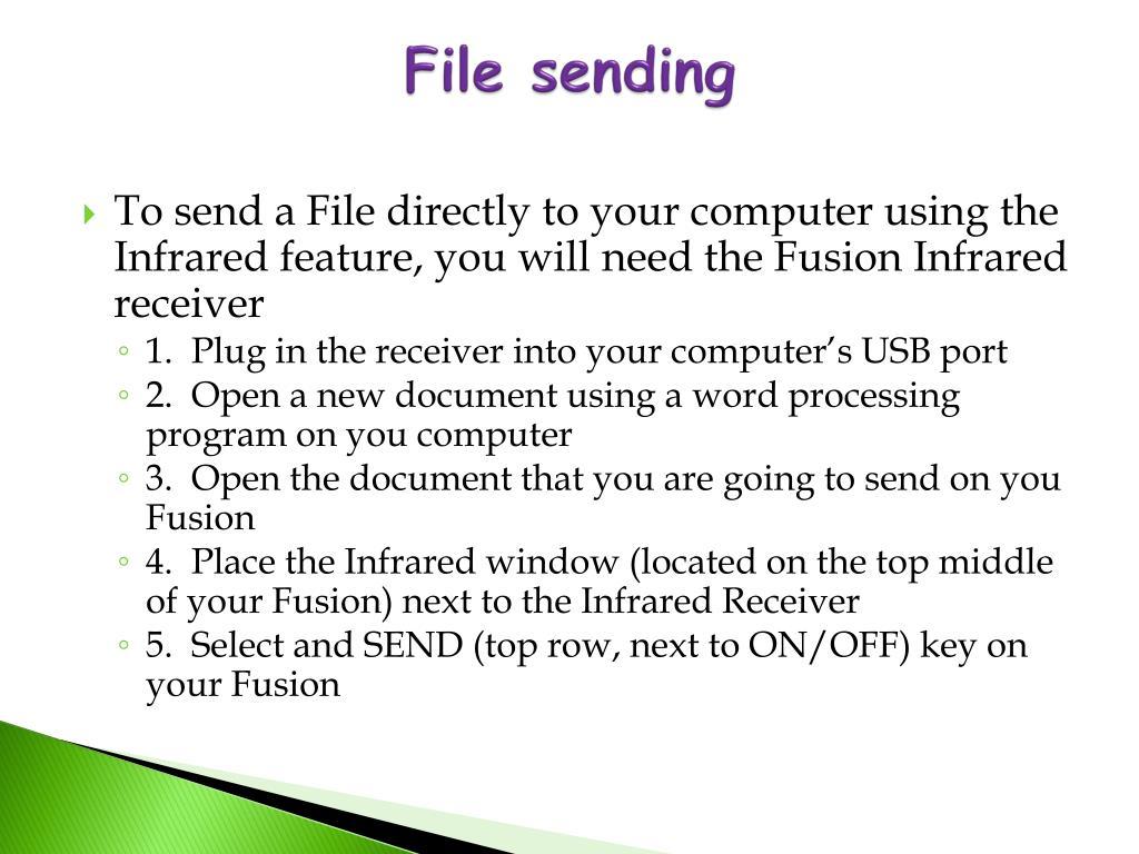 File sending