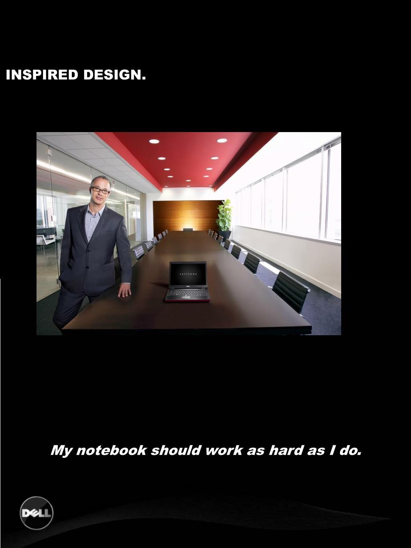 INSPIRED DESIGN.
