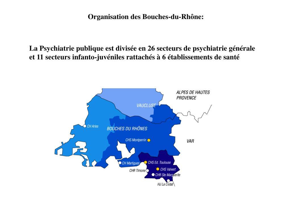 Organisation des Bouches-du-Rhône:
