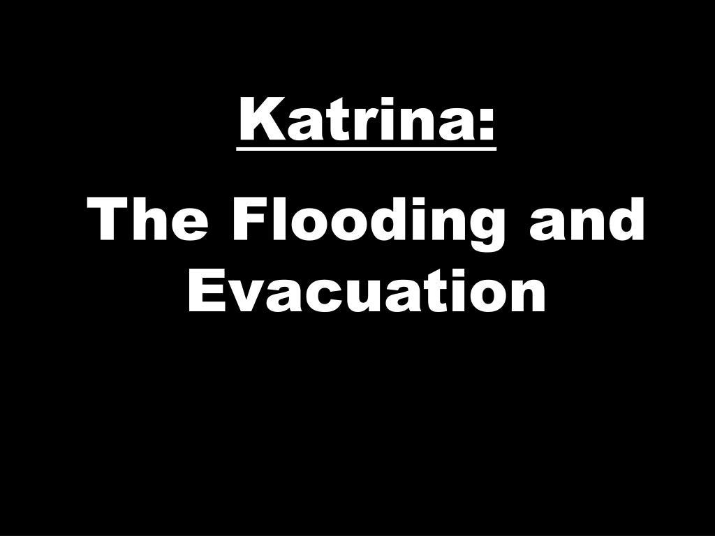 Katrina: