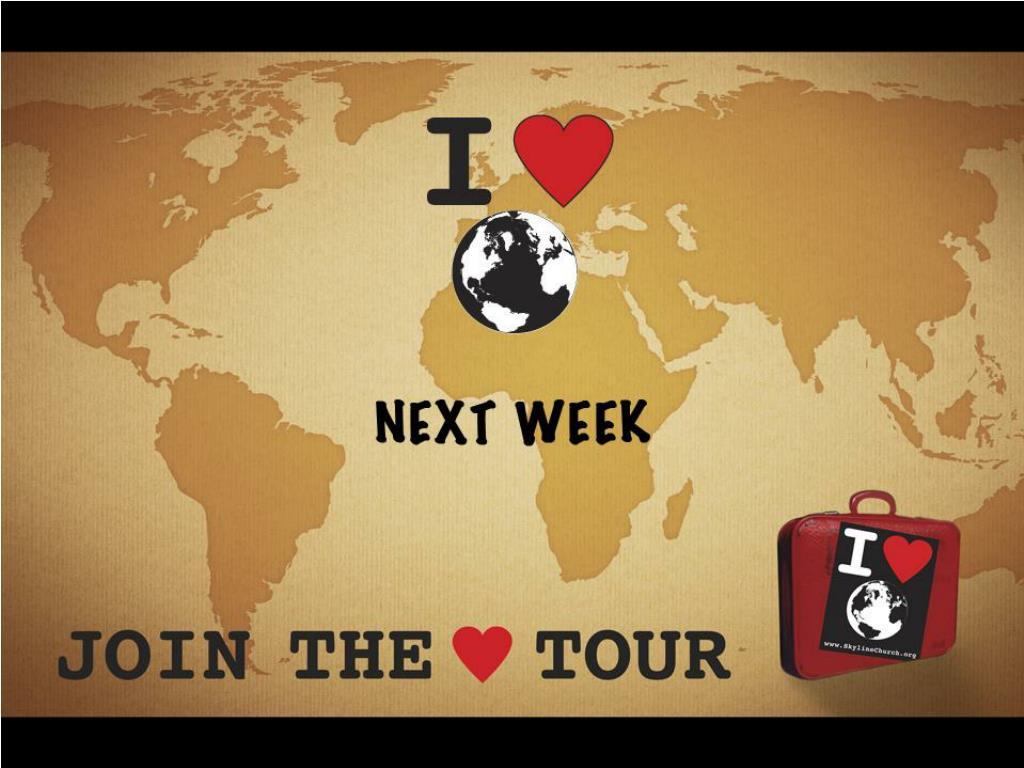 global serve next week