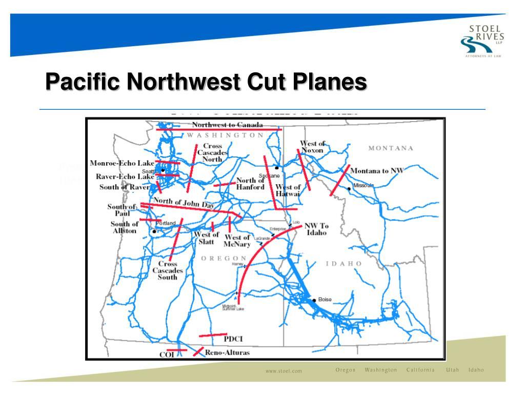 Pacific Northwest Cut Planes