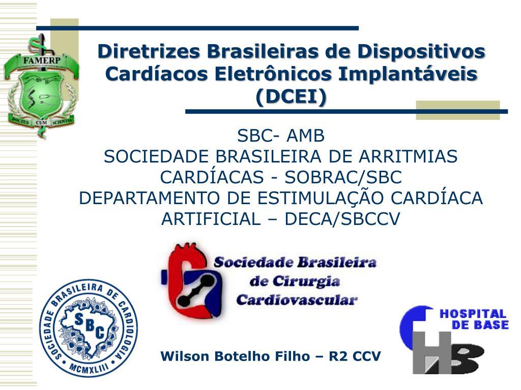 Diretrizes Brasileiras de Dispositivos
