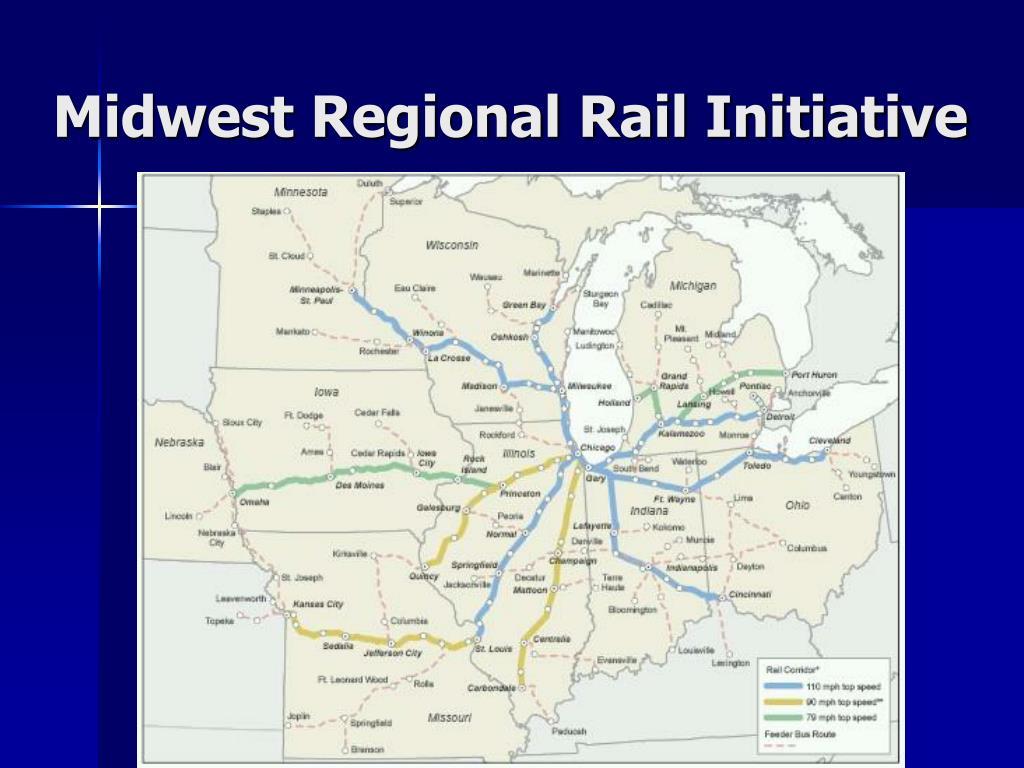 Midwest Regional Rail Initiative