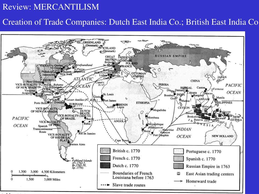 Review: MERCANTILISM