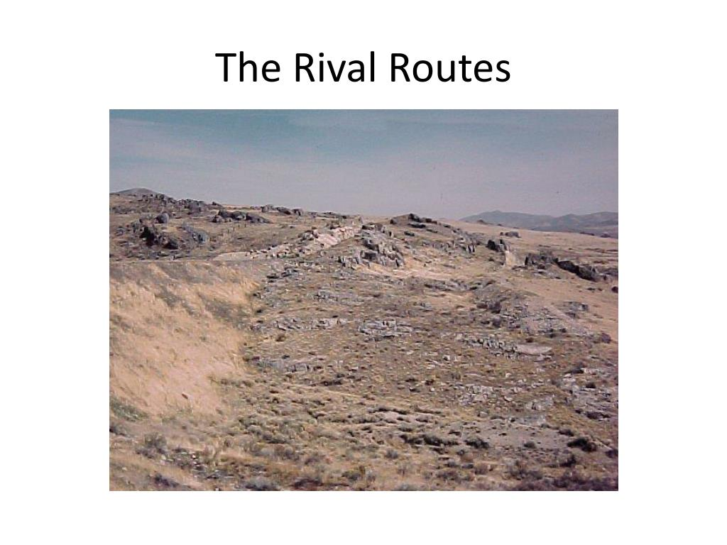 The Rival Routes