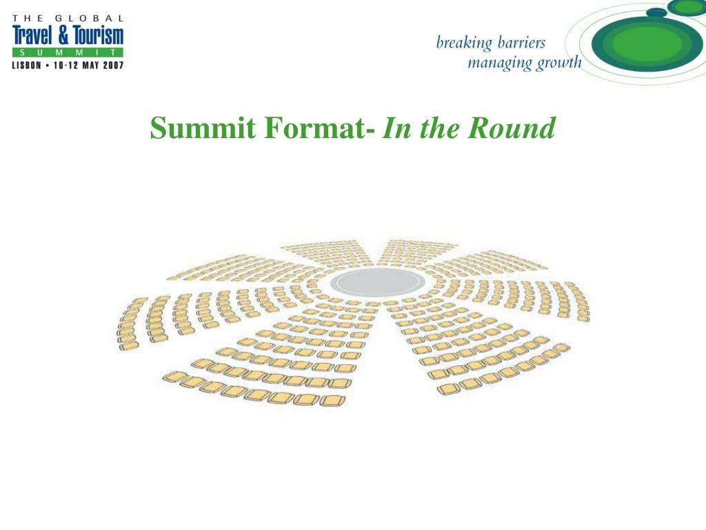 Summit Format-