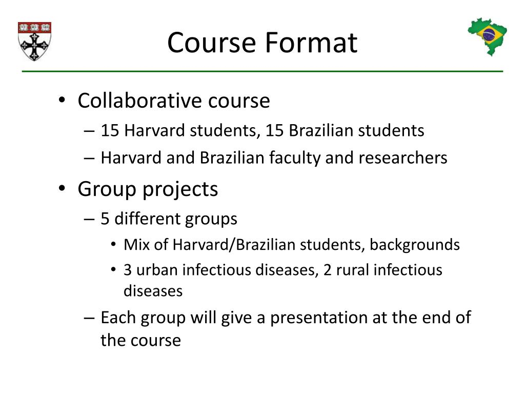 Course Format
