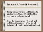 impacts after 911 attacks 3