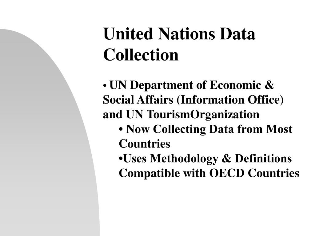 United Nations Data Collection