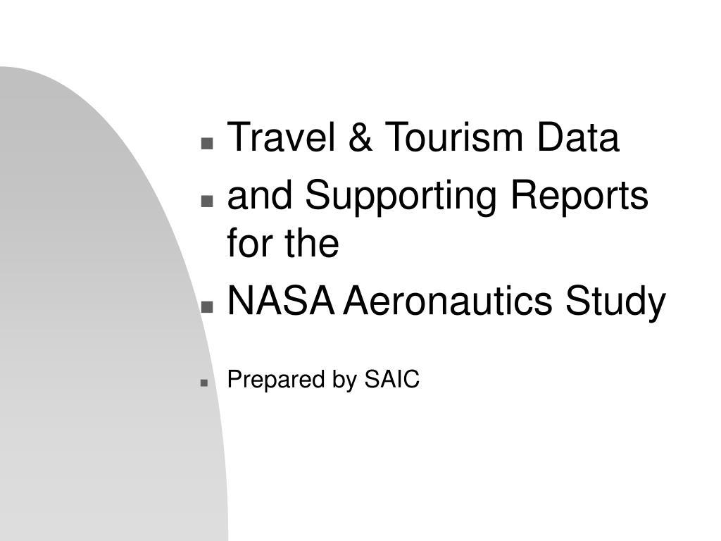 Travel & Tourism Data