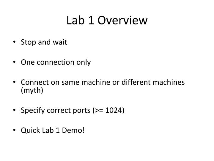 Lab 1 overview l.jpg