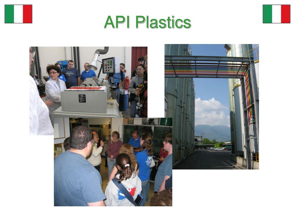 API Plastics