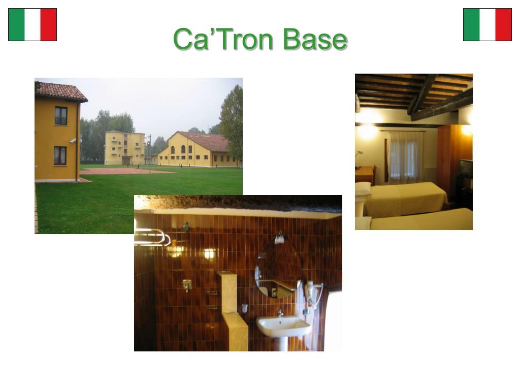 Ca'Tron Base