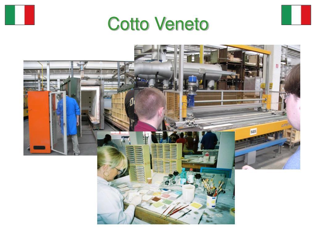 Cotto Veneto