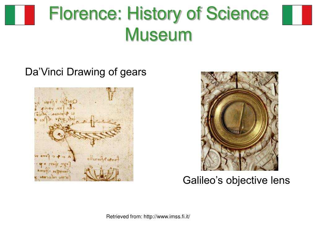 Florence: History of Science Museum