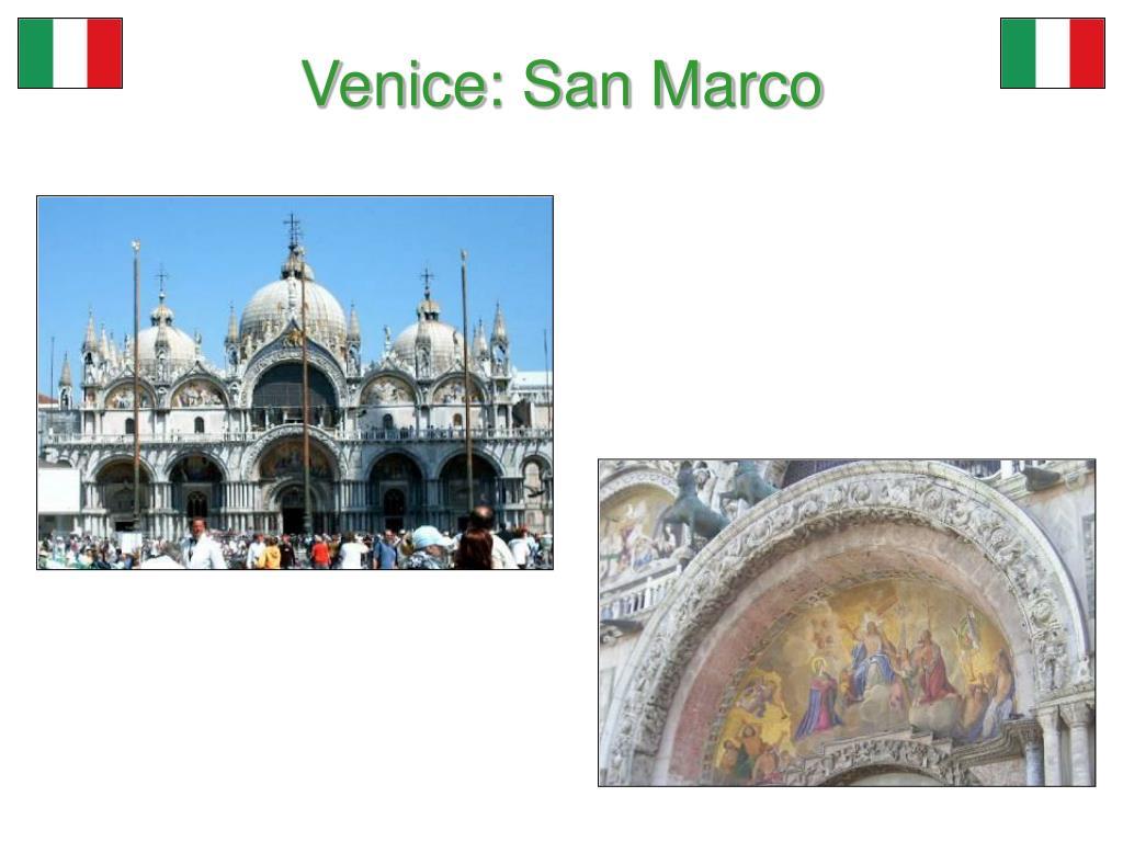 Venice: San Marco
