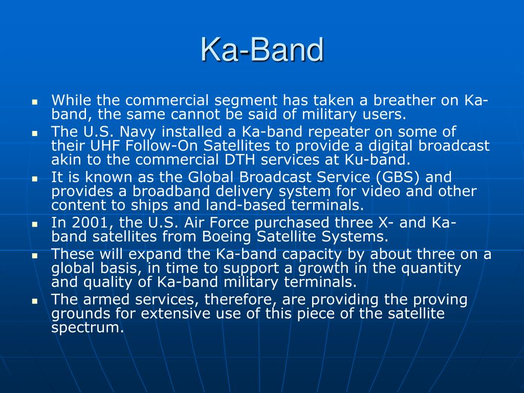 Ka-Band