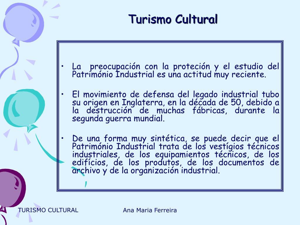 Turismo Cultural