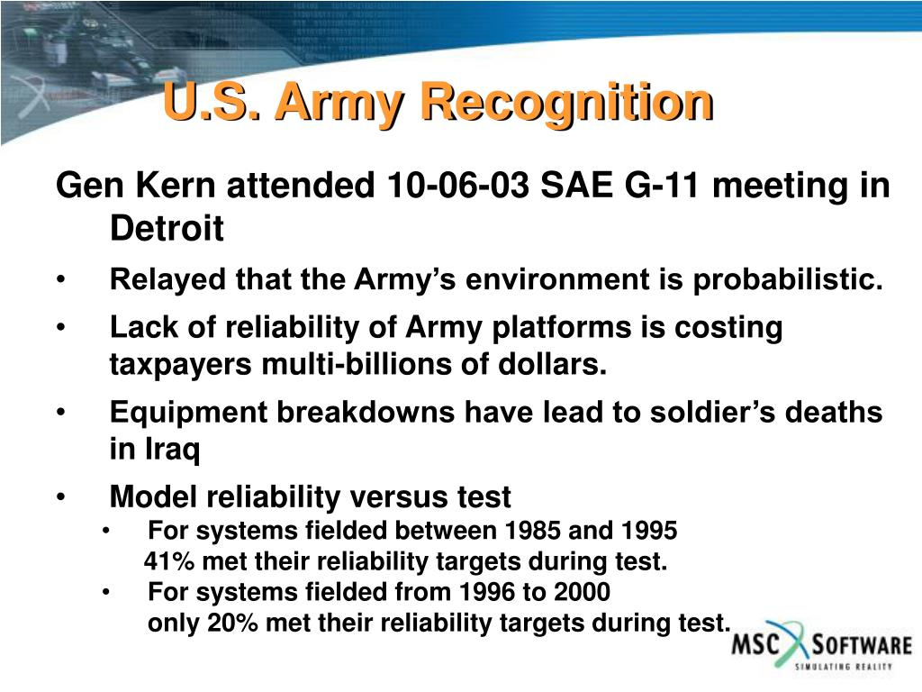 U.S. Army Recognition