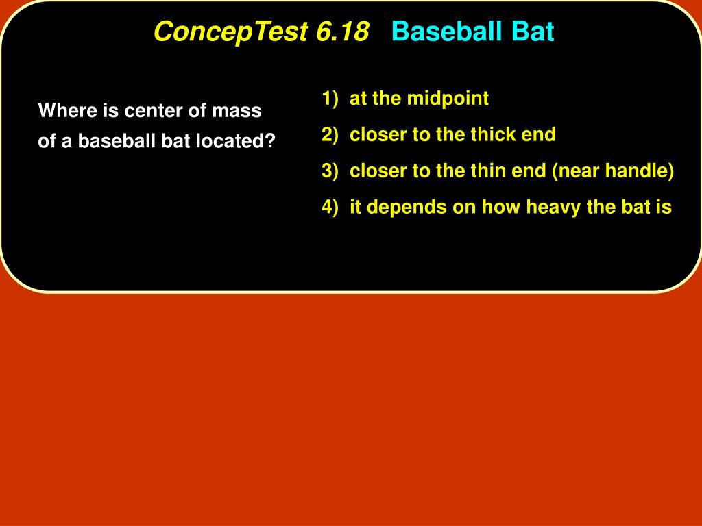 ConcepTest 6.18