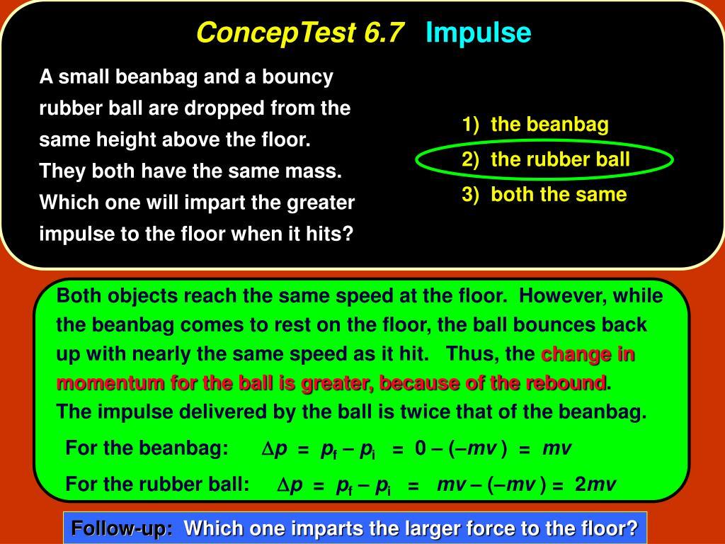 ConcepTest 6.7