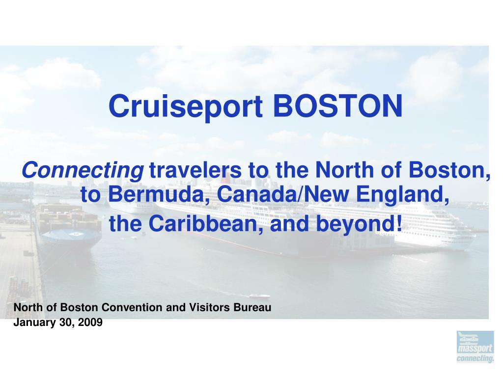 Cruiseport BOSTON