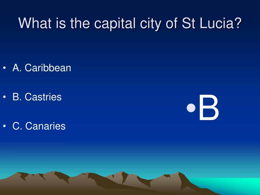 A. Caribbean