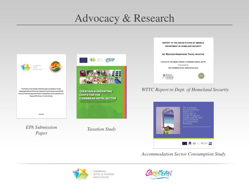 Advocacy & Research