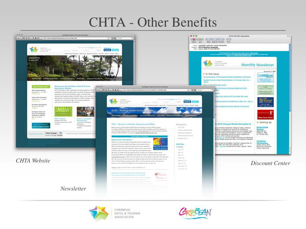 CHTA - Other Benefits