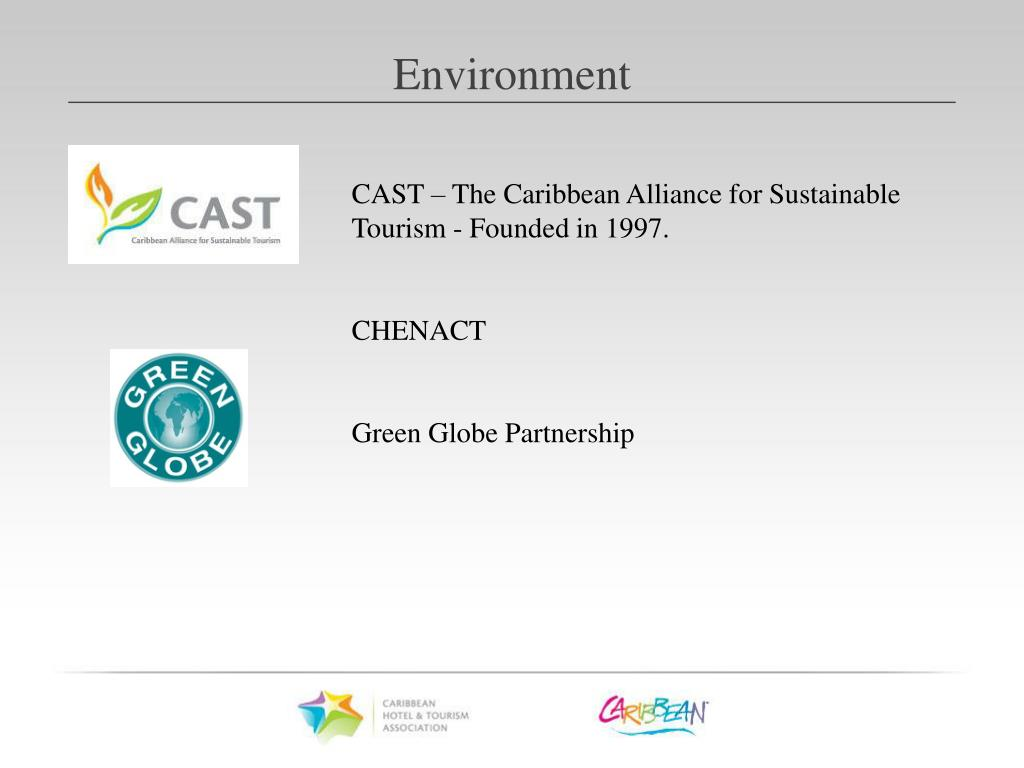 CAST – The Caribbean Alliance for Sustainable