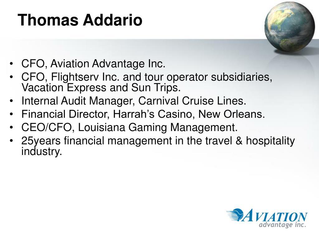 Thomas Addario