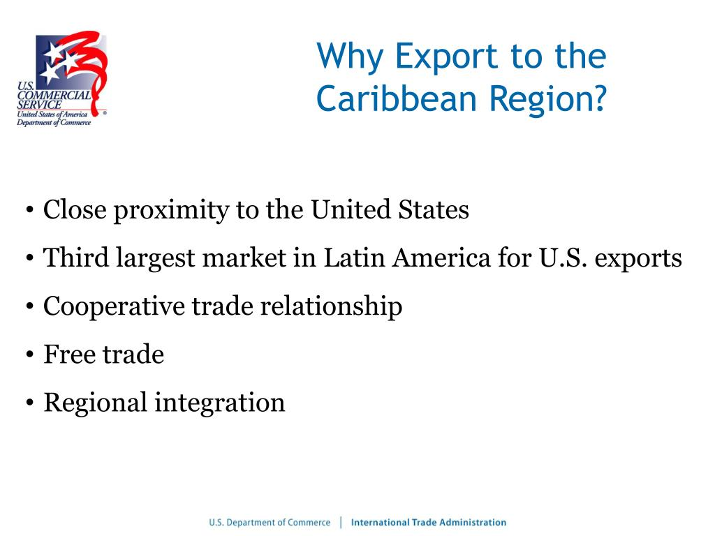 Why Export to the