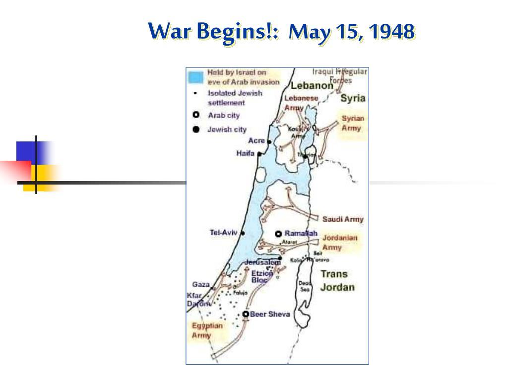 War Begins!: