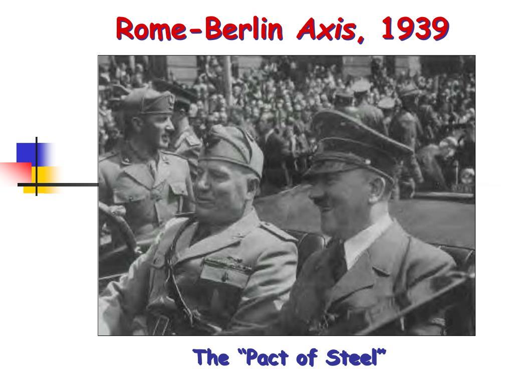 Rome-Berlin
