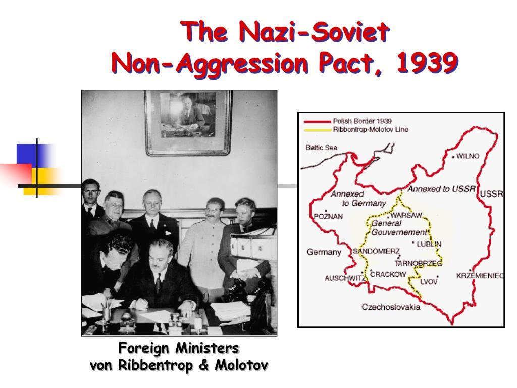 The Nazi-Soviet