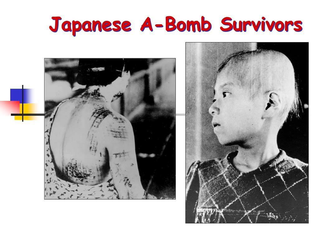 Japanese A-Bomb Survivors